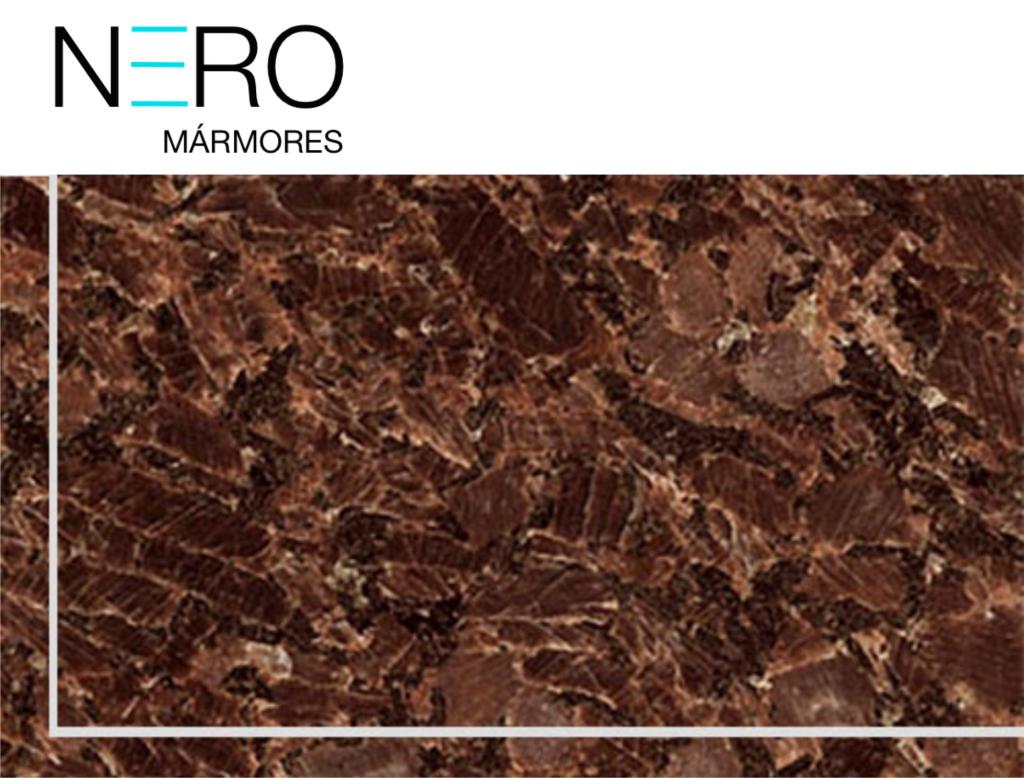 Granito Marrom Imperial