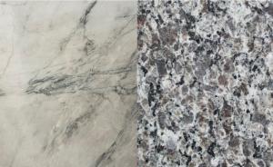diferença entre marmore e granito